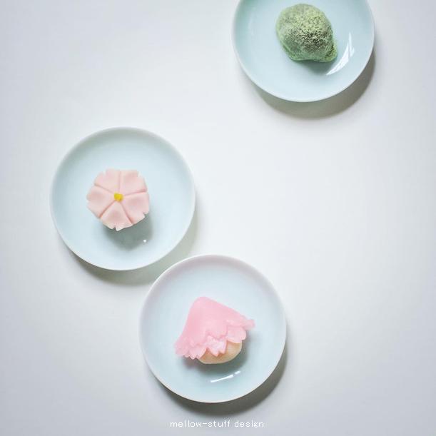 桜の時期の和菓子_d0124248_22241888.jpg