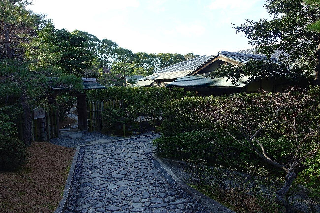 白鳥庭園(その2)_c0112559_08294286.jpg