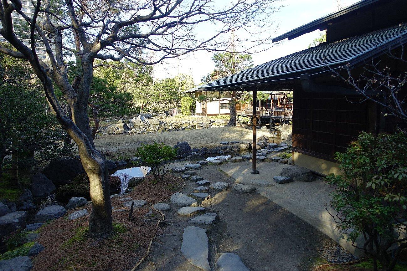 白鳥庭園(その2)_c0112559_08363075.jpg