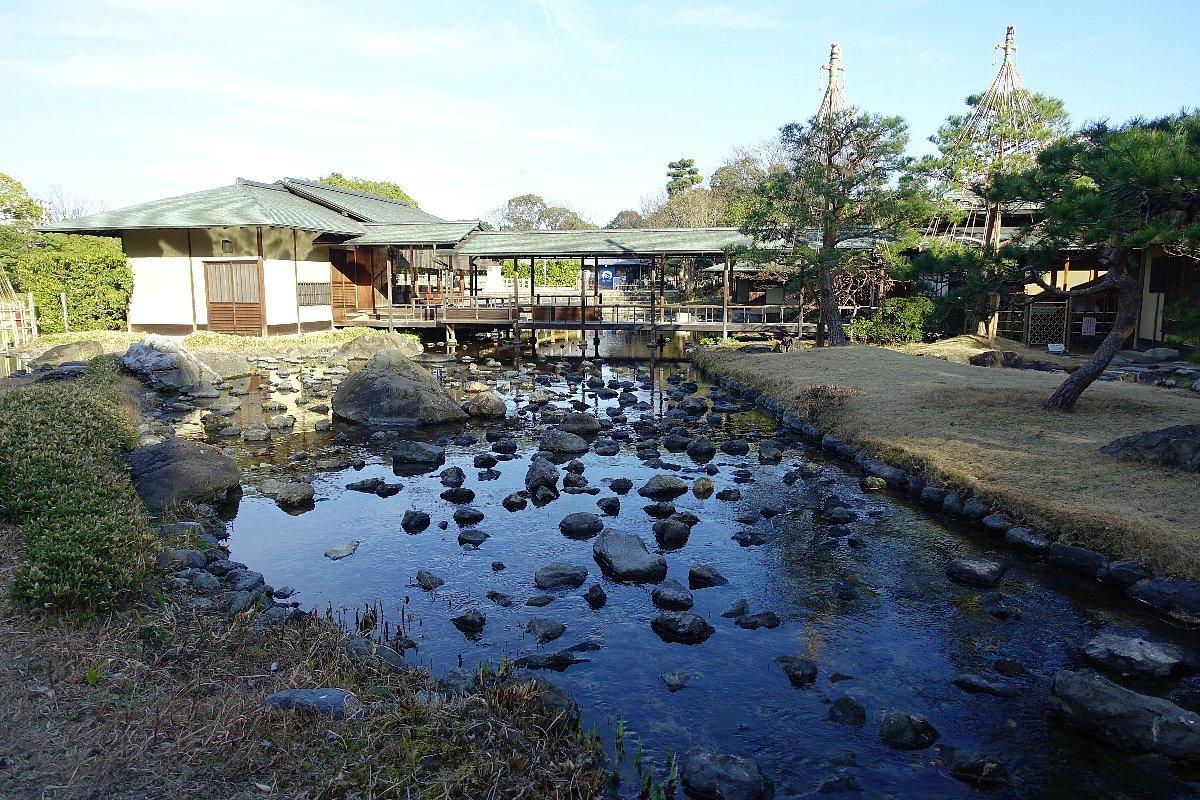 白鳥庭園(その2)_c0112559_08404482.jpg