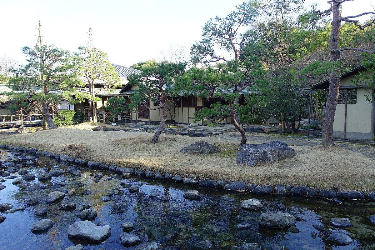 白鳥庭園(その2)_c0112559_08415465.jpg