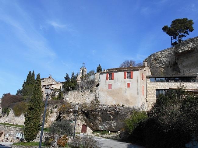 岩の中の小さな村 ル・ボーセ【le Beaucet】_d0153860_18160911.jpg