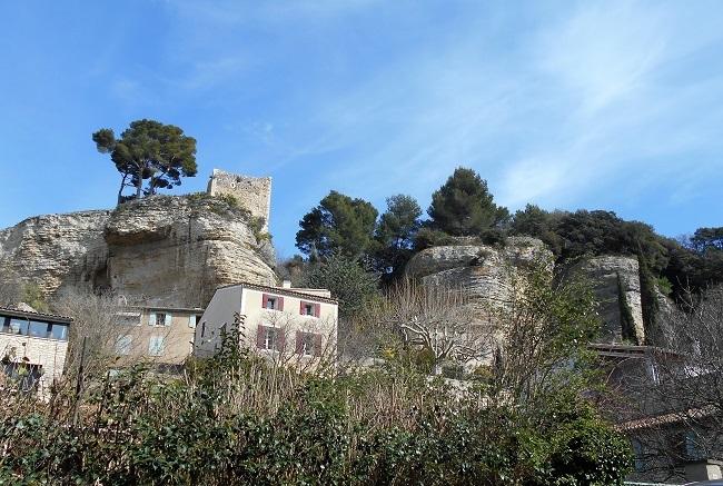 岩の中の小さな村 ル・ボーセ【le Beaucet】_d0153860_18161945.jpg