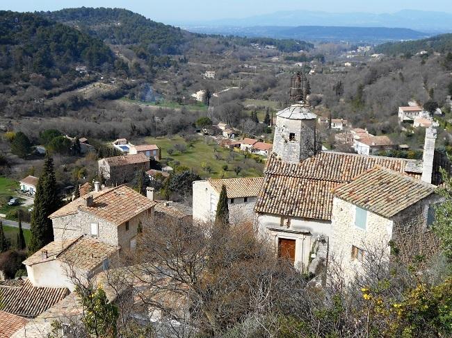 岩の中の小さな村 ル・ボーセ【le Beaucet】_d0153860_18180846.jpg