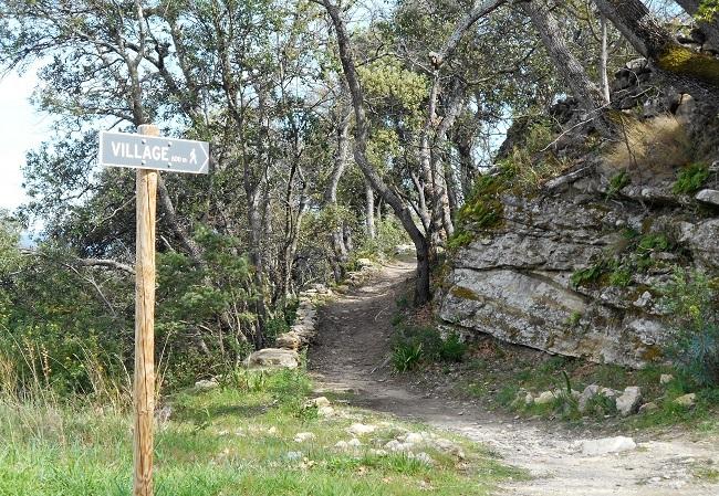 岩の中の小さな村 ル・ボーセ【le Beaucet】_d0153860_18184035.jpg