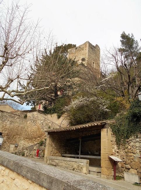 岩の中の小さな村 ル・ボーセ【le Beaucet】_d0153860_18224461.jpg