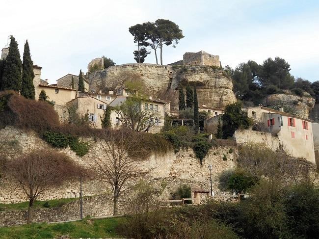 岩の中の小さな村 ル・ボーセ【le Beaucet】_d0153860_18232127.jpg