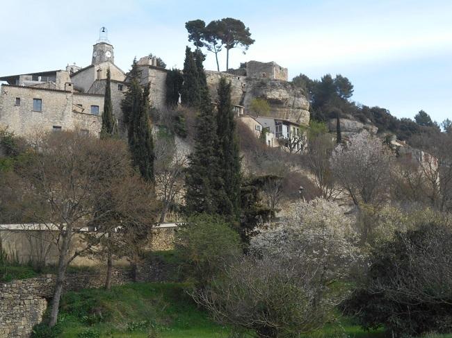 岩の中の小さな村 ル・ボーセ【le Beaucet】_d0153860_18233219.jpg