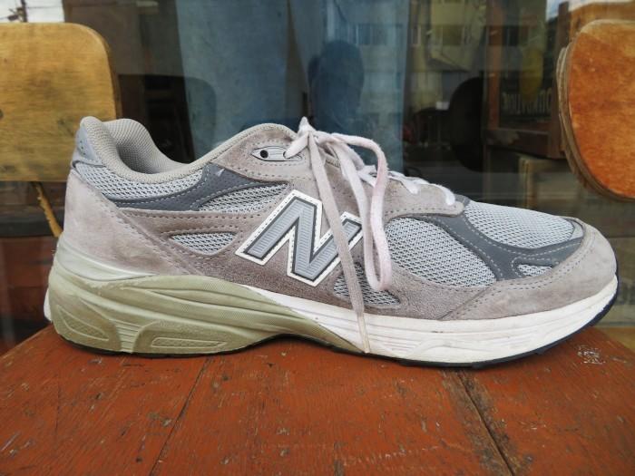 Used NB990 V3 Made in USA new balance 990 US Made アメリカ製 ニューバランス バージョン3_e0187362_17160225.jpg