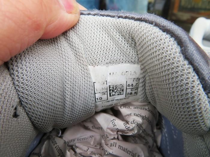 Used NB990 V3 Made in USA new balance 990 US Made アメリカ製 ニューバランス バージョン3_e0187362_17182928.jpg