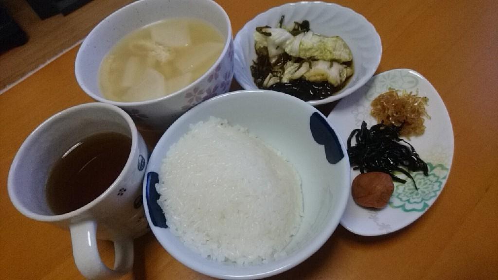 朝食_b0106766_22445102.jpg