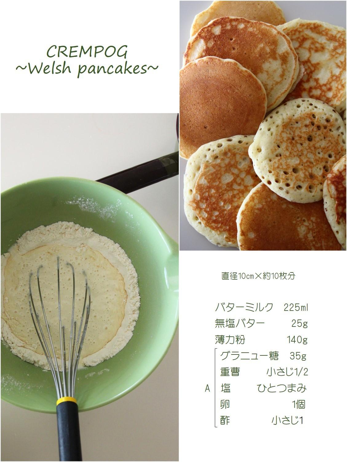 Remote baking lesson~ CREMPOG_a0107981_09573607.jpg