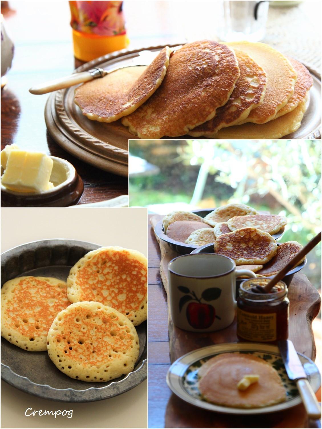Remote baking lesson~ CREMPOG_a0107981_09573672.jpg
