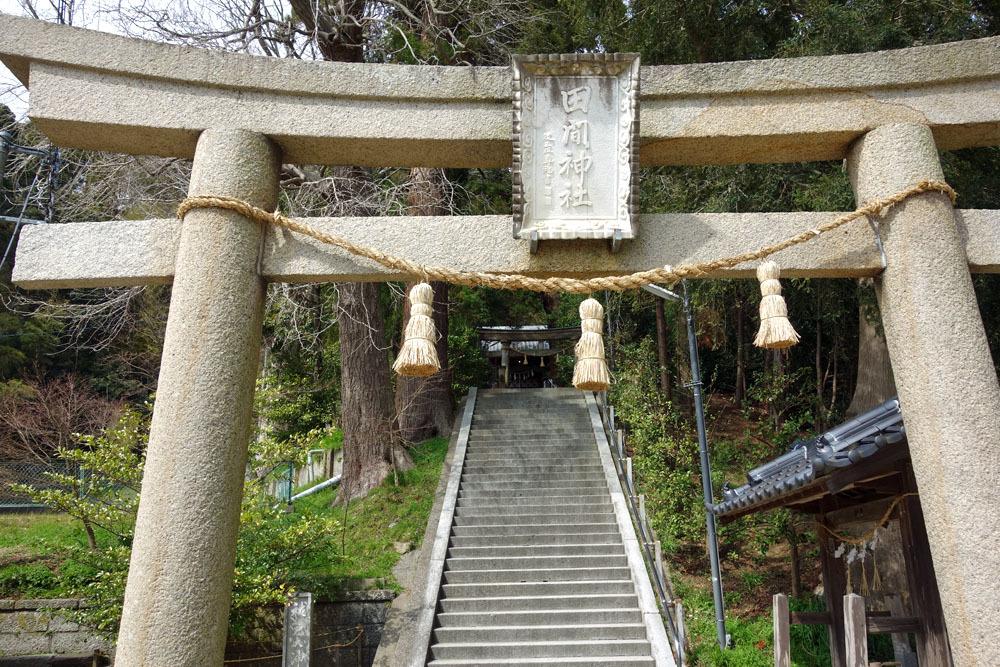 東金・山武寺社めぐり~ 田間神社_b0114798_17140432.jpg