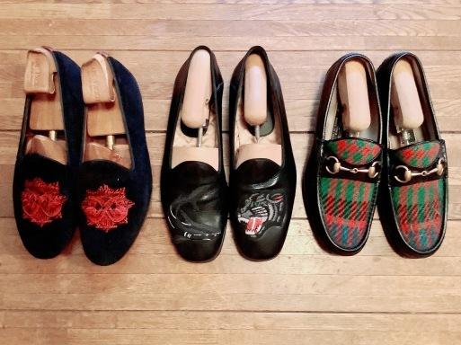 ムッシュの赤い靴_b0210699_23425379.jpeg