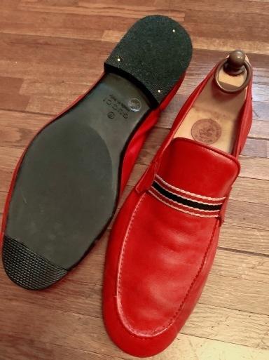 ムッシュの赤い靴_b0210699_23442046.jpeg