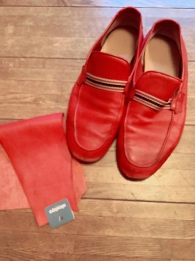 ムッシュの赤い靴_b0210699_23452466.jpeg