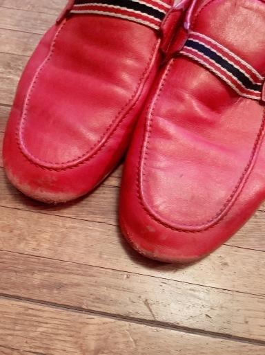 ムッシュの赤い靴_b0210699_23465805.jpeg