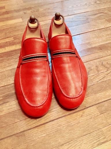 ムッシュの赤い靴_b0210699_23475013.jpeg