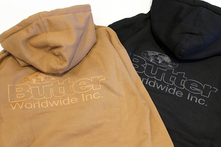 "BUTTER GOODS (バターグッズ) "" INCORPORATED LOGO PULLOVER HOOD \""_b0122806_13214260.jpg"
