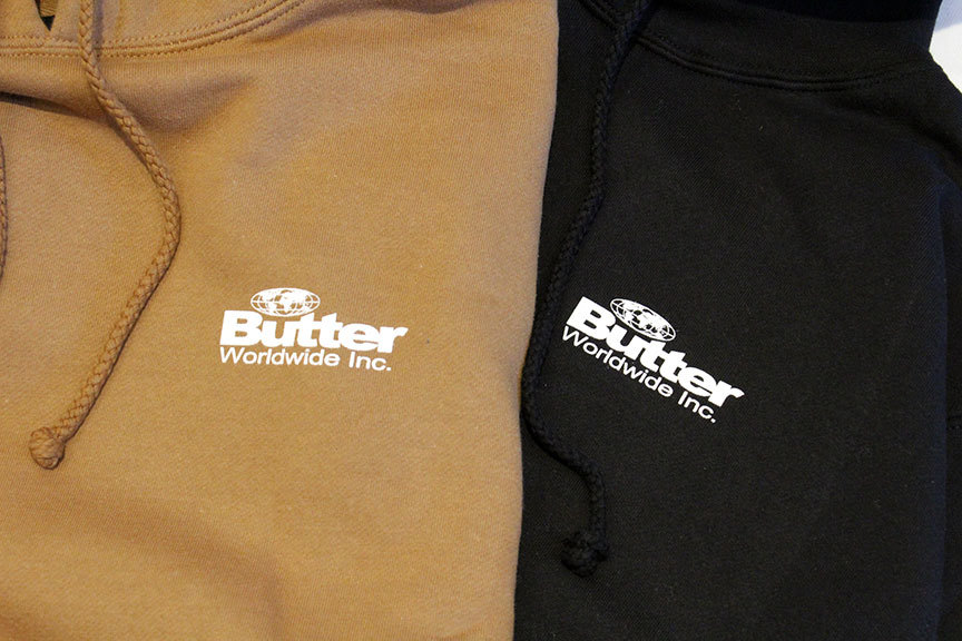 "BUTTER GOODS (バターグッズ) "" INCORPORATED LOGO PULLOVER HOOD \""_b0122806_13214532.jpg"