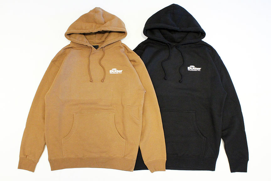 "BUTTER GOODS (バターグッズ) "" INCORPORATED LOGO PULLOVER HOOD \""_b0122806_13215101.jpg"