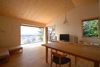 モダンな木の家のふりかえり_c0195909_11234688.jpg