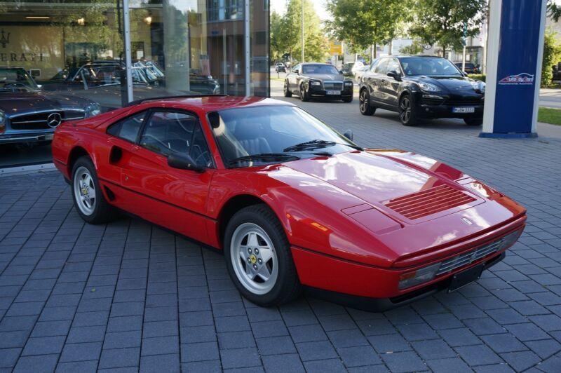 Ferrari 328, GTBtruboのHazard switchの故障_a0129711_18283150.jpg