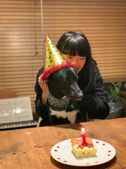 一歳の誕生日おめでとう!P-we!_d0106911_00184718.jpg