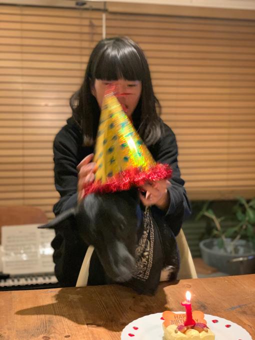 一歳の誕生日おめでとう!P-we!_d0106911_00184884.jpg