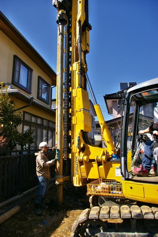下諏訪町 I様邸 地盤改良工事_e0347716_15182604.jpg