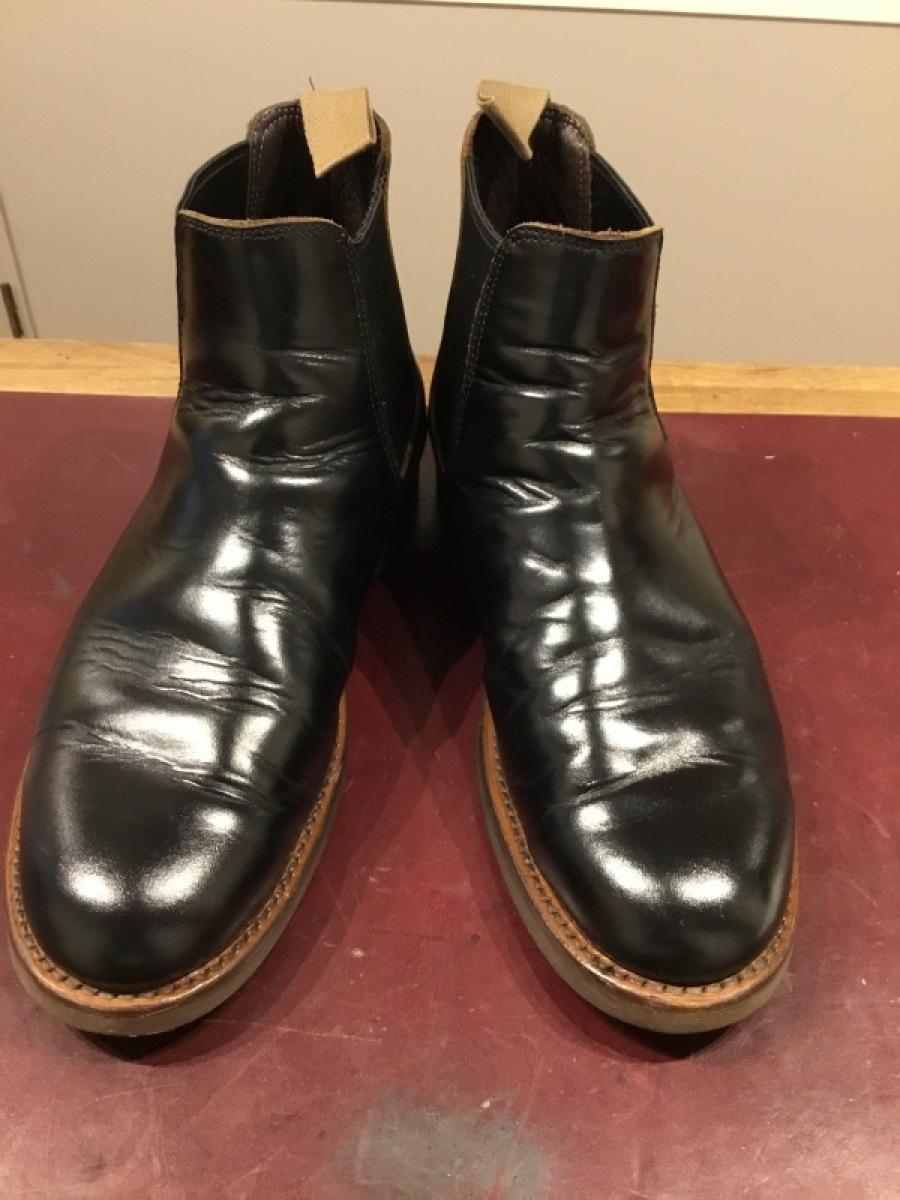 仕事靴を磨く_f0283816_10582343.jpeg