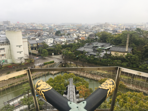 岸和田へ_b0405445_22535544.jpg