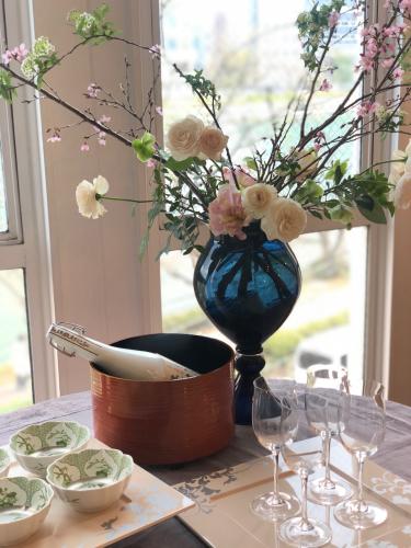 今年はお花見が室内で、、、という可能性が高くなりそうです。_d0139350_18161103.jpg