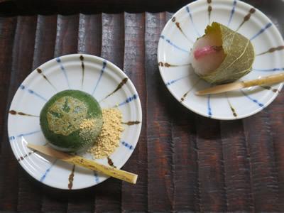 桜餅_e0262651_17334087.jpg