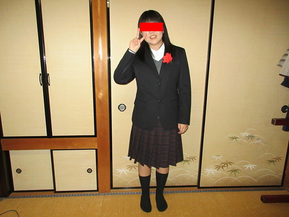Nちゃん 中学校卒業_d0154954_21572655.jpg