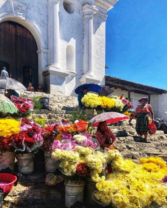 先住民キチェ族の街 チチカステナンゴ@グアテマラ ①_a0092659_18512603.jpg