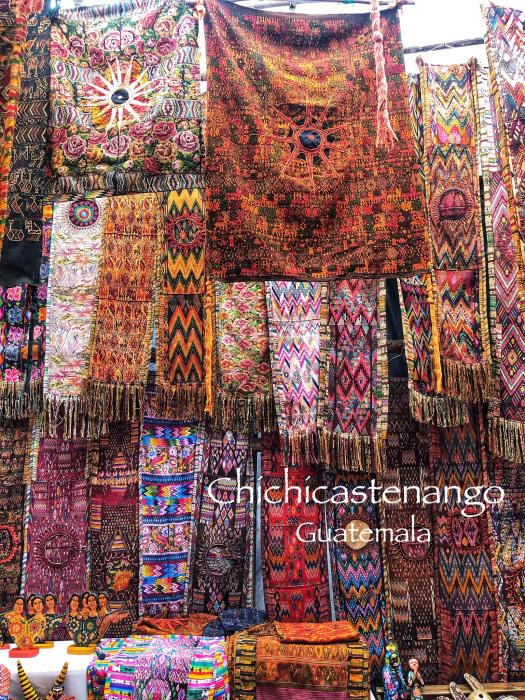 先住民キチェ族の街 チチカステナンゴ@グアテマラ ①_a0092659_19405873.jpg