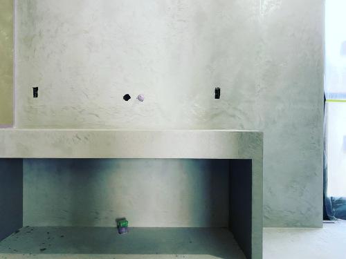 愛知県豊橋市H様 新築住宅工事その6 MORTEX  塗装工事開始!_c0180474_22421848.jpg