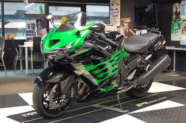 Kawasaki ZX-14R HIGHGRADE ついにファイナルモデルです!!SCS上野新館 _d0099181_16080221.jpg