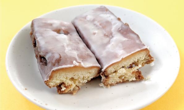 【袋ドーナツ】ファミリーマート「クッキードーナツ(はちみつ風味シュガー&フルーツ)」【あんま〜〜い】_d0272182_11592921.jpg