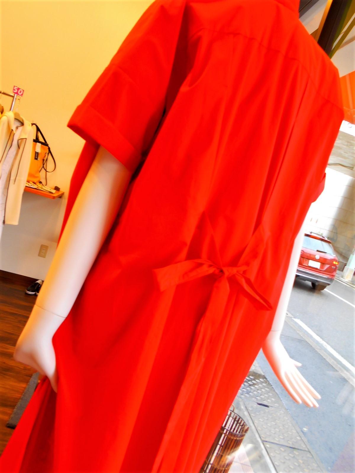 赤いワンピース・・・・☆_c0113499_16261313.jpg