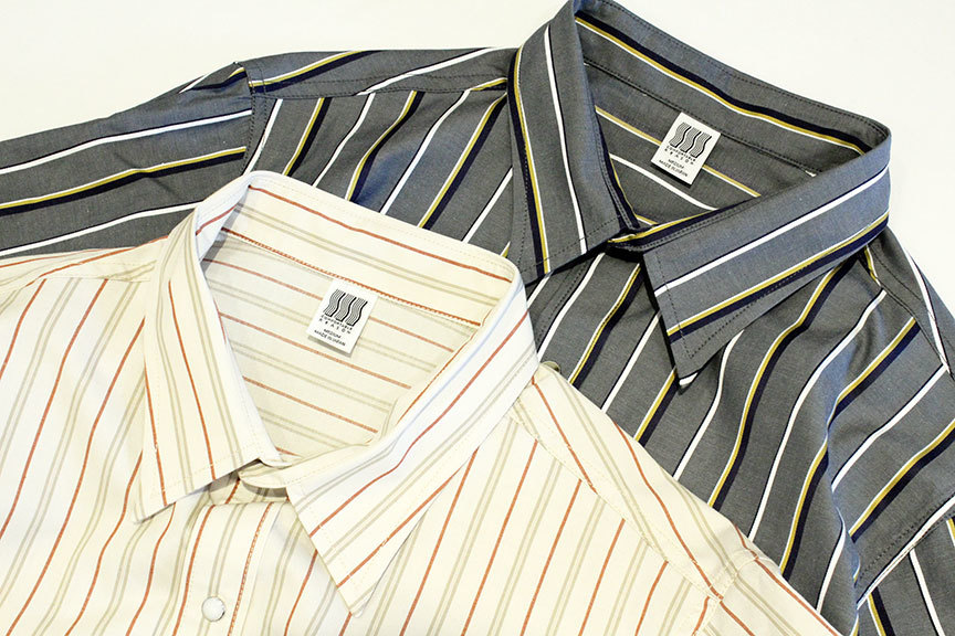 "COMFORTABLE REASON (コンフォータブルリーズン) \"" Yard Man L/S shirts \""_b0122806_12562894.jpg"