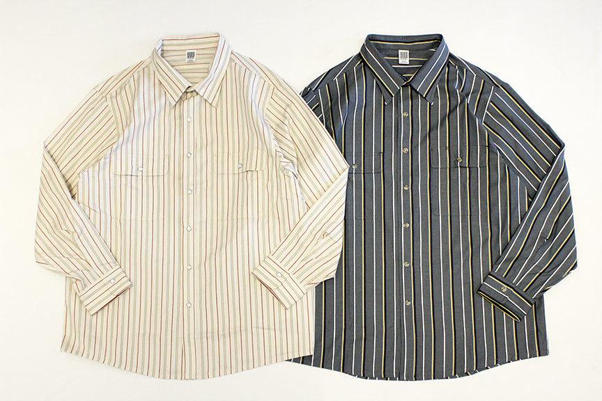 "COMFORTABLE REASON (コンフォータブルリーズン) \"" Yard Man L/S shirts \""_b0122806_12563348.jpg"