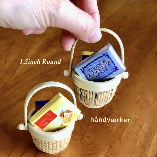 ざっくりとちまちま Mini Round Basket_f0197215_15241973.jpeg