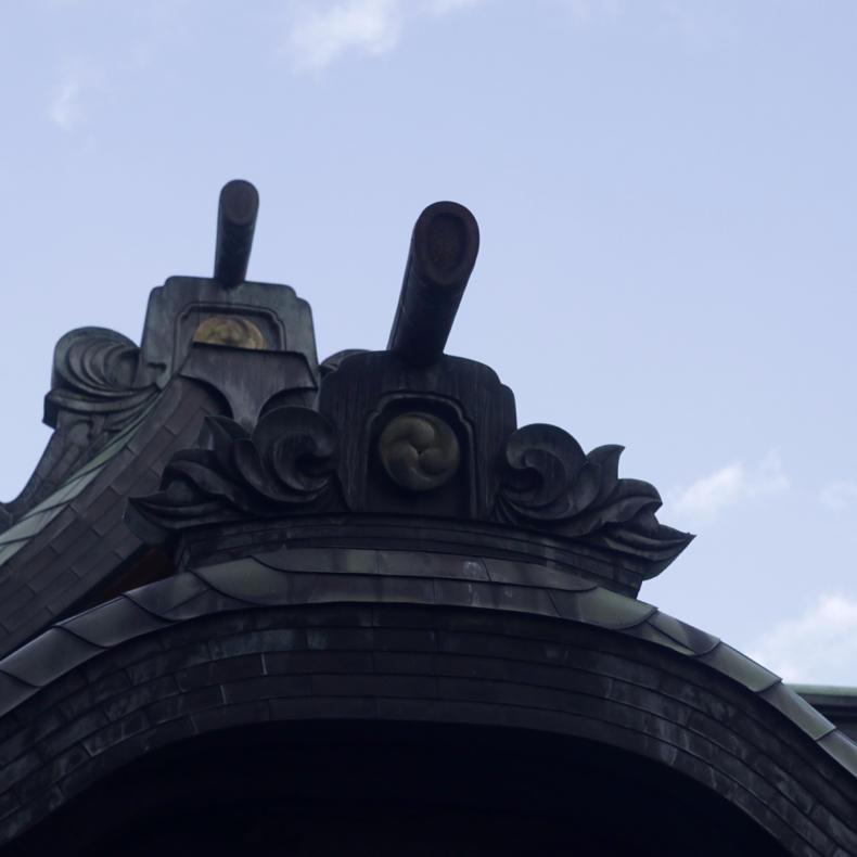 今日の富士山は「下谷坂本の富士塚」 #アーバンアルピニスト_c0060143_23465295.jpg