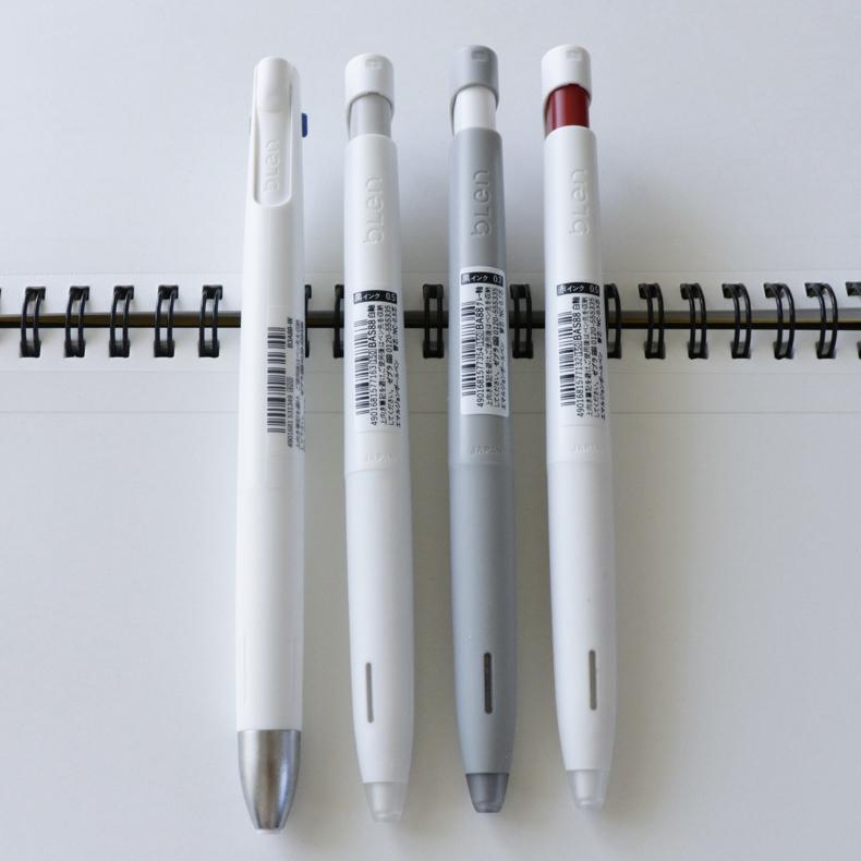 #ブレンアンバサダー  ブレない3色ボールペン「ブレン3C」を使っています_c0060143_23513993.jpg