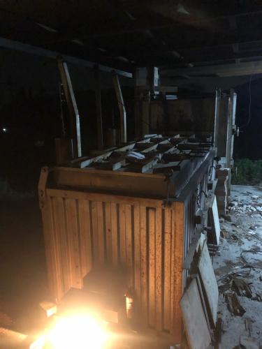 ドッキング窯の窯焚き_d0163247_22144727.jpg