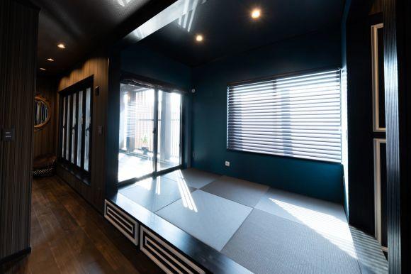 No.12自宅スペースをリフォーム テラス&和室_e0133255_17254726.jpg