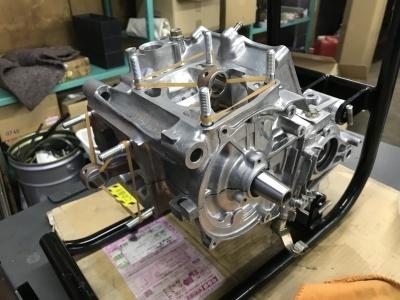 NSR MC21 焼き付き修理 ③_e0114857_11302526.jpg